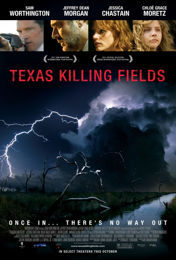 Texas Killing Fields - New Clip and Image Gallery