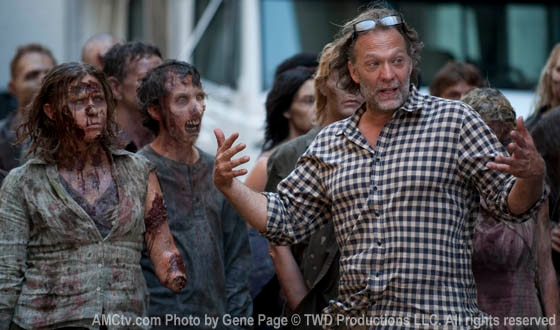 Greg Nicotero, The Walking Dead