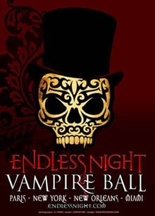 Vampire Ball of Florida Beckons to the Creatures of the Night