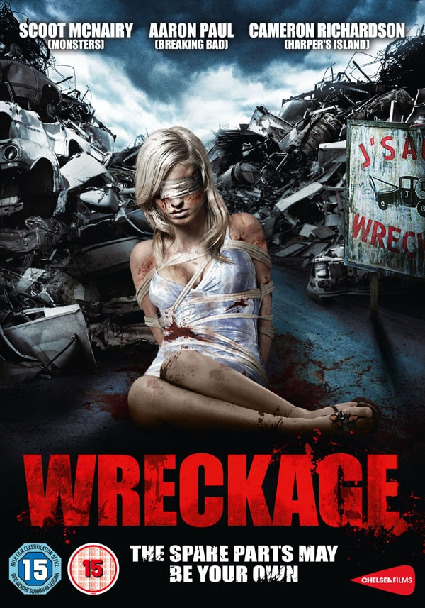 Win a Copy of Wreckage on UK DVD