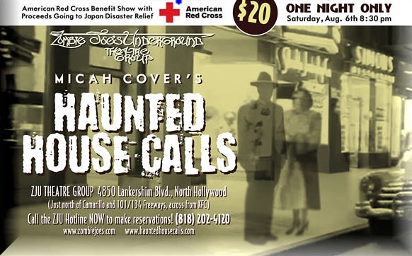 ZJU Theatre Group - Haunted House Calls