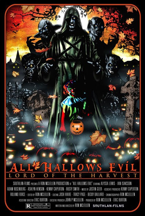 New Trailer Arrives for All Hallows Evil: Lord of the Harvest, Check it Out!