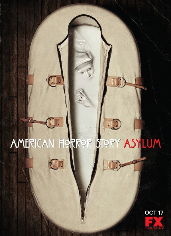 There's No Way Out of the Latest American Horror Story: Asylum Teaser Video