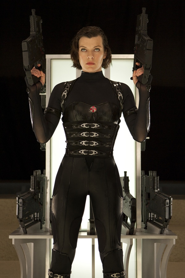 Two New Resident Evil: Retribution TV Spots Herald the Return of Alice