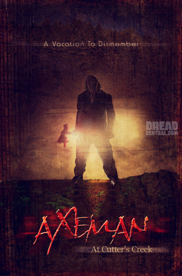 Exclusive First News and Poster - The Axeman at Cutter's Creek