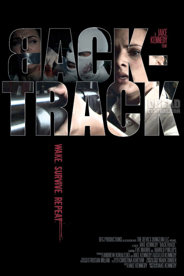 Filmmaker Jake Kennedy Debuts his Short Film Backtrack 2.0 Online