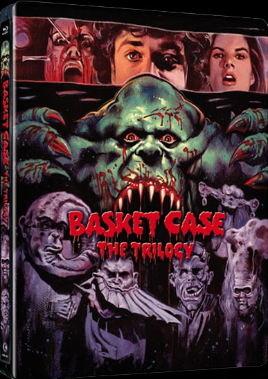 Second Sight Opens The Basket Case Trilogy on Special Edition UK DVD/Blu-ray
