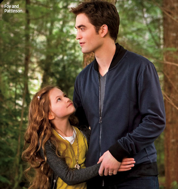 New Images from The Twilight Saga: Breaking Dawn Part 2 Here to Brood