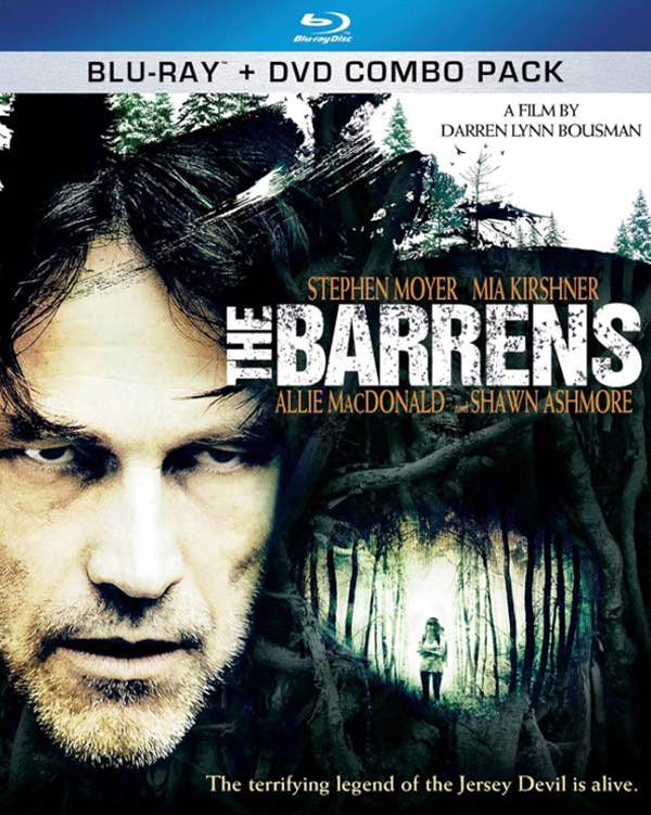 Win a Copy of The Barrens on Blu-ray!