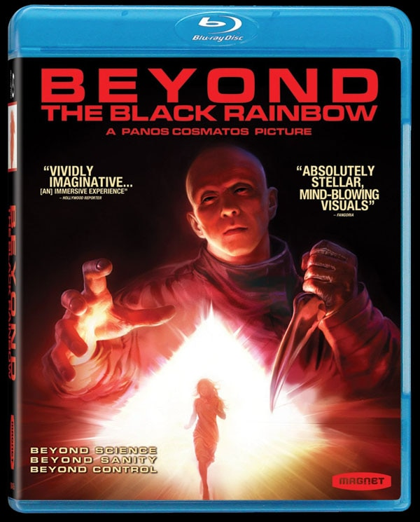 Go Beyond the Black Rainbow on Blu-ray and DVD