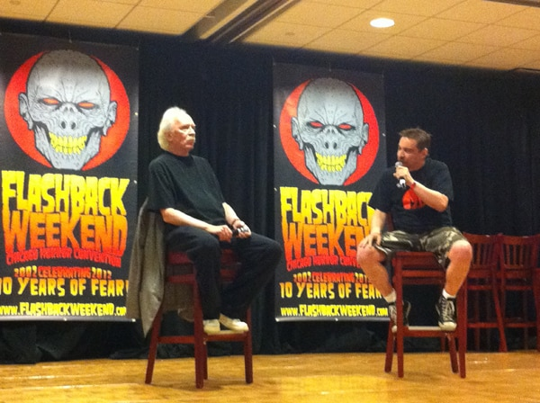 Flashback Weekend 2012: John Carpenter Panel Highlights Part Two