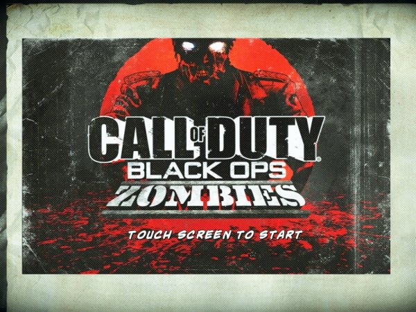 Call of Duty: Black Ops Zombies allows Android Owners to Kill the Dead on the Go!