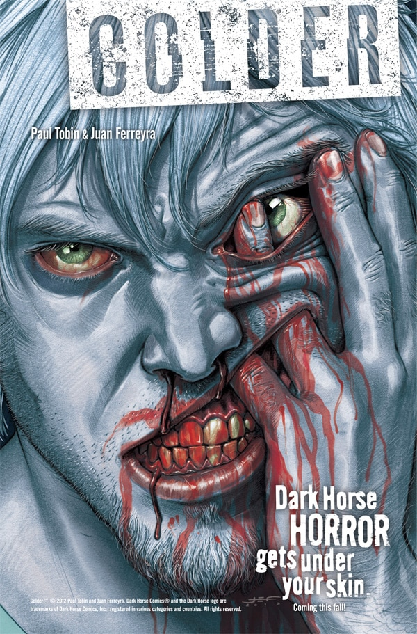 Things Get Colder with the Release of Dark Horse Comics' Teaser #2