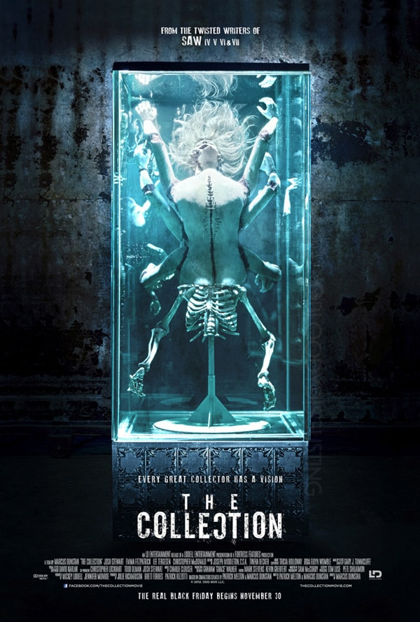 A Malevolent Collection on Display in Latest One-Sheet