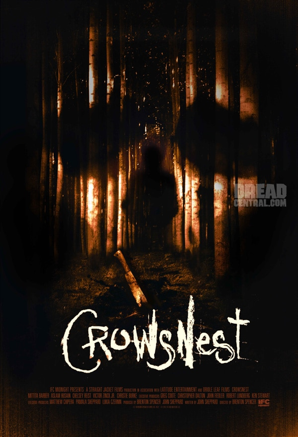 Exclusive Poster Premiere: IFC Midnight's Crowsnest