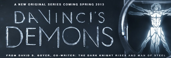 The Trailer for Da Vinci's Demons Premieres Online