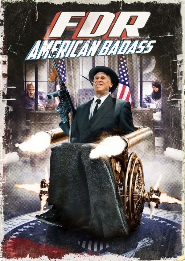 FDR: American Badass Rolls onto DVD in September