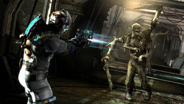 GamesCom 2012: Release Date and New Video Arrive For Dead Space 3