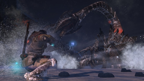 GamesCom 2012: New Trailer for Lost Planet 3