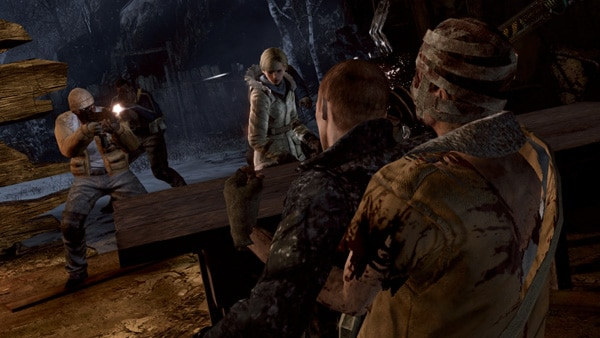 Gamescom 2012: Jake's Cabin Gameplay Video Released for Resident Evil 6