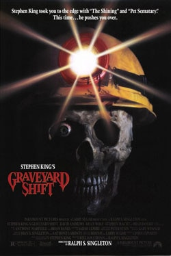 Saturday Nightmares: Graveyard Shift