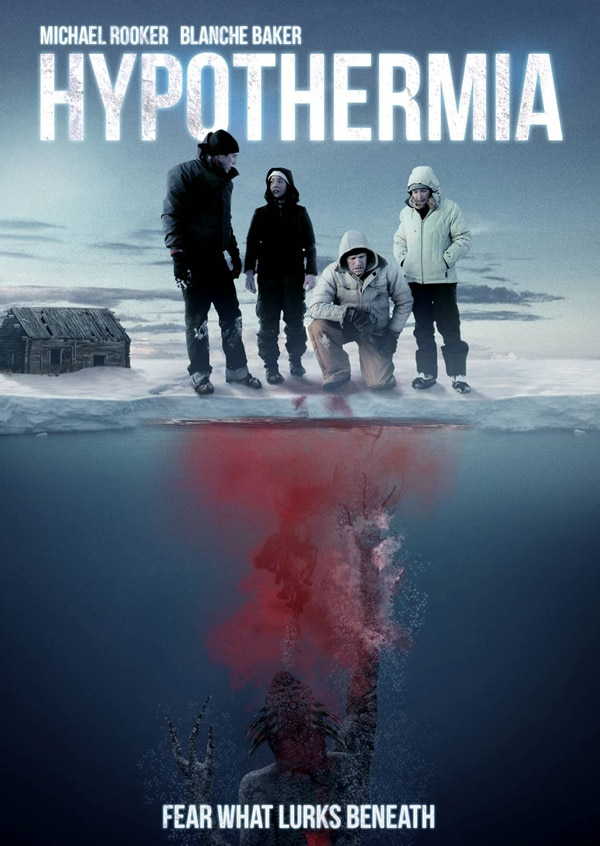 An Exclusive Clawful Still from Hypothermia