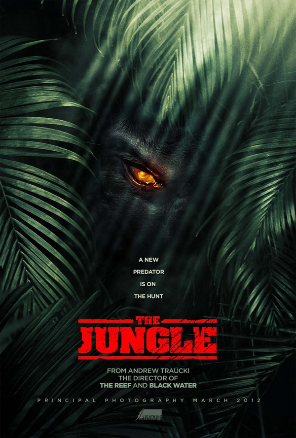 A Trailer Welcomes You to The Jungle