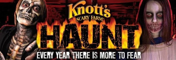 The Evil Dead Ready to Haunt This Year's Knott's Scary Farm
