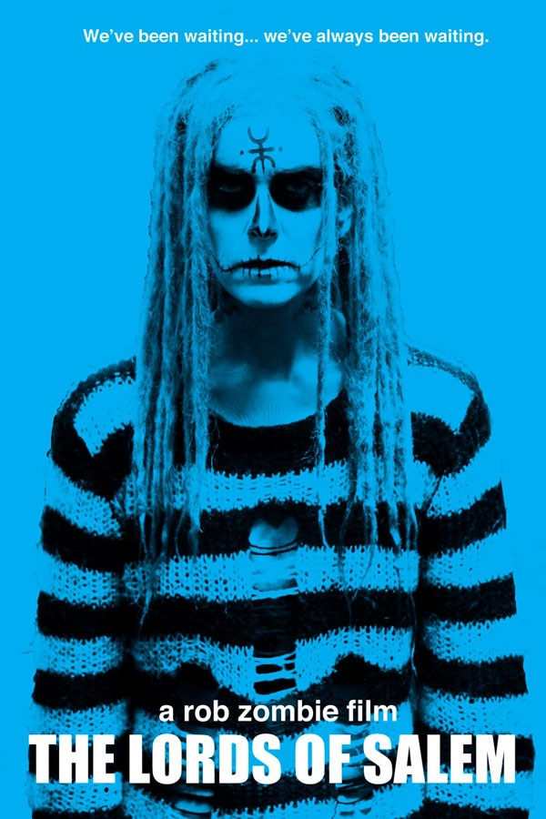 TIFF 2012: New Lords of Salem One-Sheet Sporting Sheri Moon and Her Otis Complex