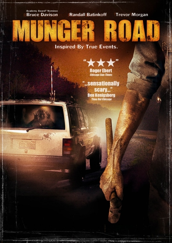 DVD Art and New Teaser Trailer Ease on Down Munger Road