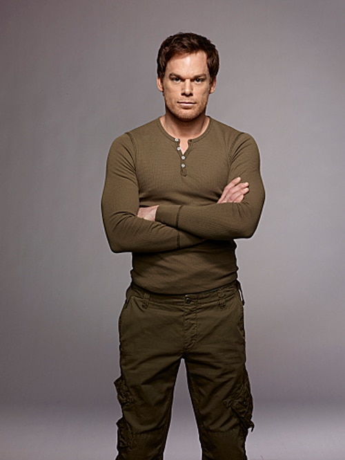 More Dexter Season 7 Eye Candy on Tap!