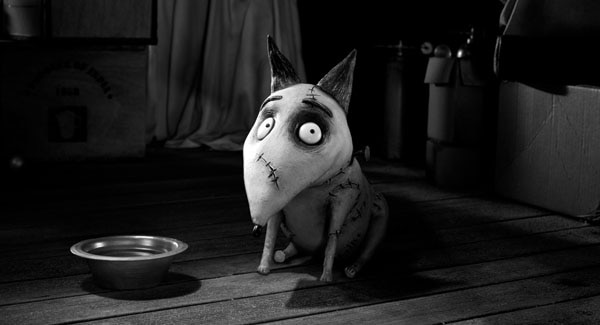 New Frankenweenie Imagery is Both Morbid and Cute!