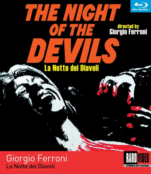 Celebrate the Night of the Devils on DVD and Blu-ray