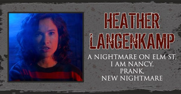Nine, Ten, Never Sleep Again… Heather Langenkamp Among Names Added to Rock and Shock 2012 Line-Up