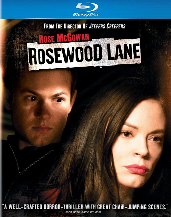 Home Video Artwork and Trailer Roll in for Rosewood Lane
