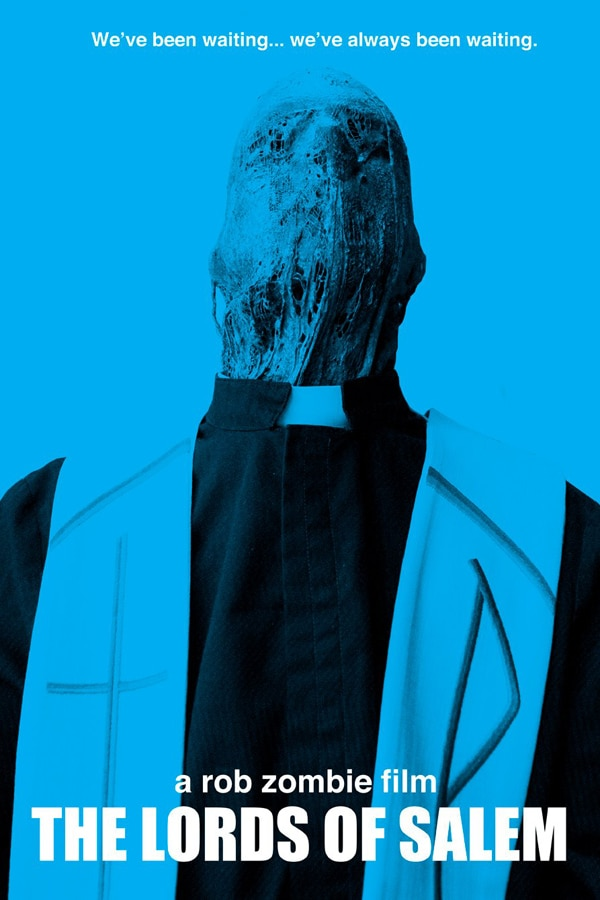 TIFF 2012: New Lords of Salem One-Sheet Proves Even Mummified Priests Get the Blues