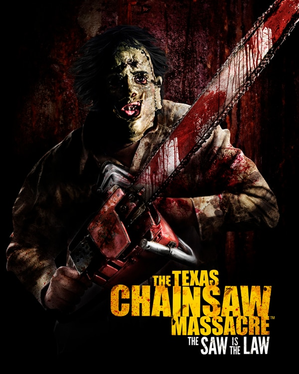 Halloween Horror Nights Revs Up for The Texas Chainsaw Massacre: The Saw is the Law!