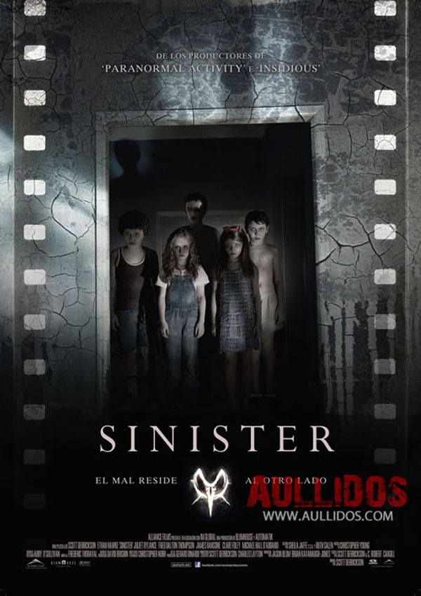 A Sinister New Image Gallery and International Poster