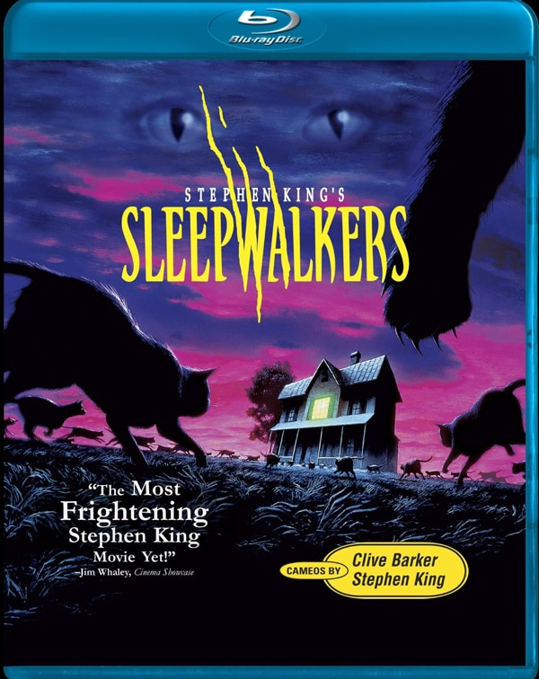 Win a Double-Shot of High Def Horror - Sleepwalkers and Re-Animator on Blu-ray!