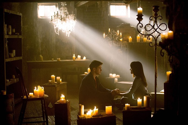 The First Still Arrives from The Vampire Diaries Episode 4.01 - Growing Pains