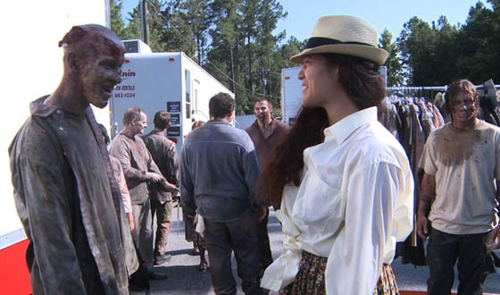 The Walking Dead: Q&A with Costume Designer Eulyn Womble