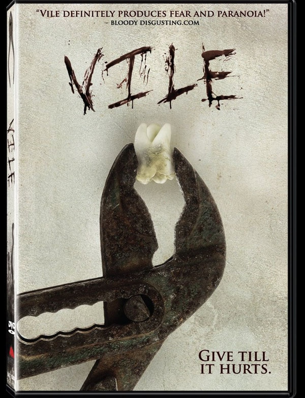 Something Vile Hits DVD in September