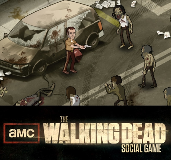 The Walking Dead Social Game Now Available On Facebook