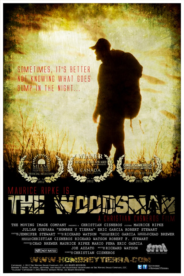 Trailer and Artwork for The Woodsman Hunted Down