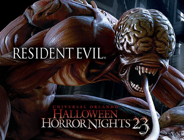 Resident Evil - Halloween Horror Nights