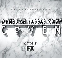 First Official American Horror Story: Coven Artwork Rides the Snake
