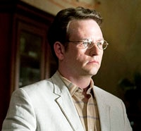 Exclusive: Dallas Roberts Discusses The Walking Dead Season Three and More