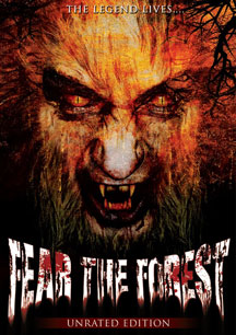 Fear the Forest - MVD Releasing Four Lost Empire Horror Films; More to Come!
