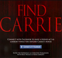 Explore the White House with the New 'Find Carrie' Website and Facebook App