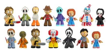 Funko Releasing a 24-Piece Horror Movie Mystery Mini Vinyl Figure Set